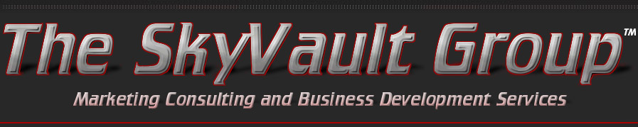 The SkyVault Group - Marketing Consulting and Business Development Services